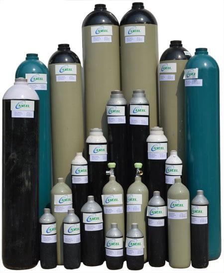 High Pressure Seamless Cylinders