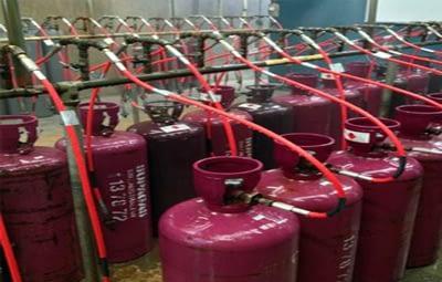 Acetylene Cylinder Testing