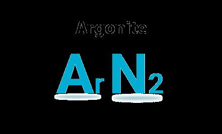 Argonite Gas